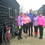 Club ride to Fernygrove Farm 25/11/18