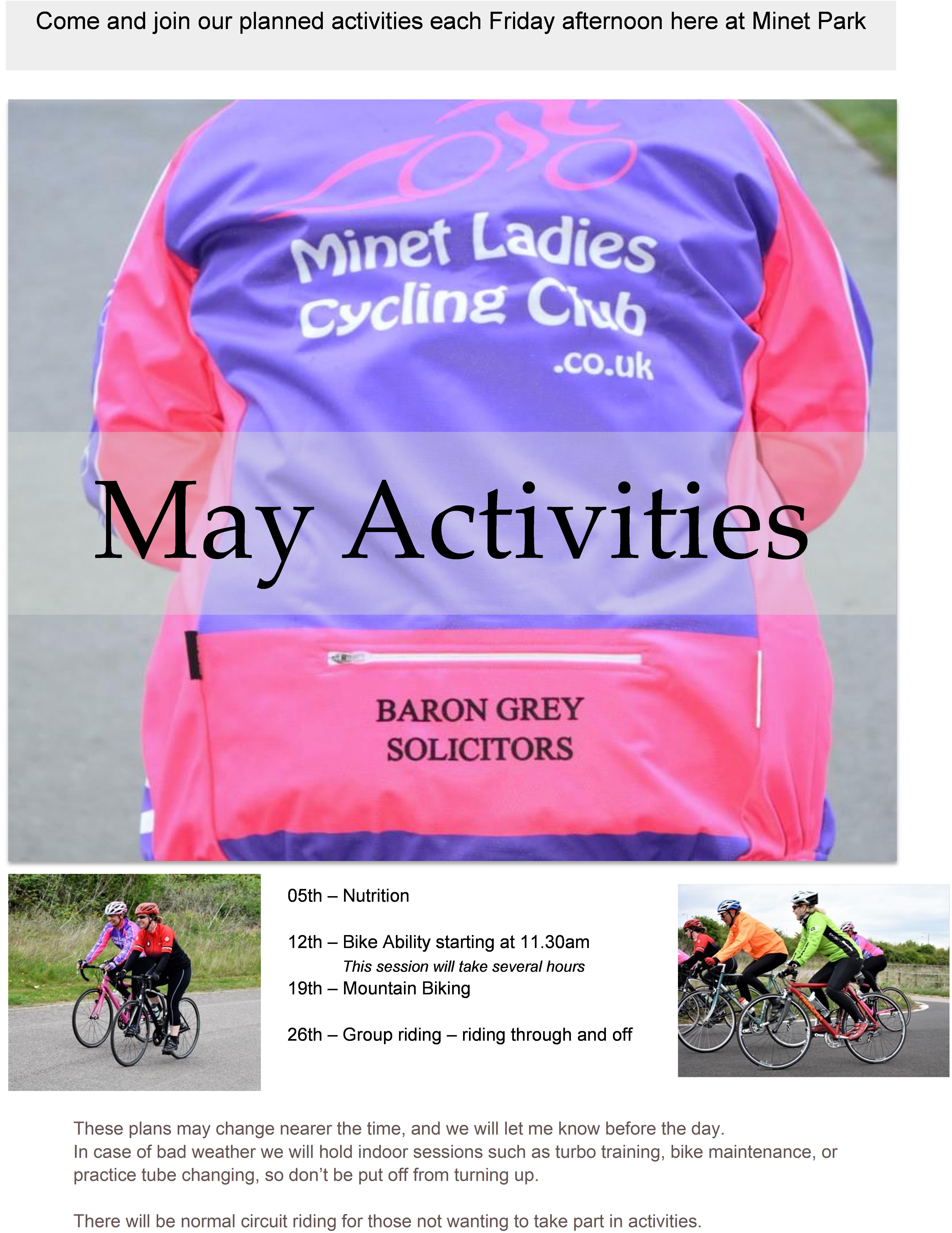May Activities 17