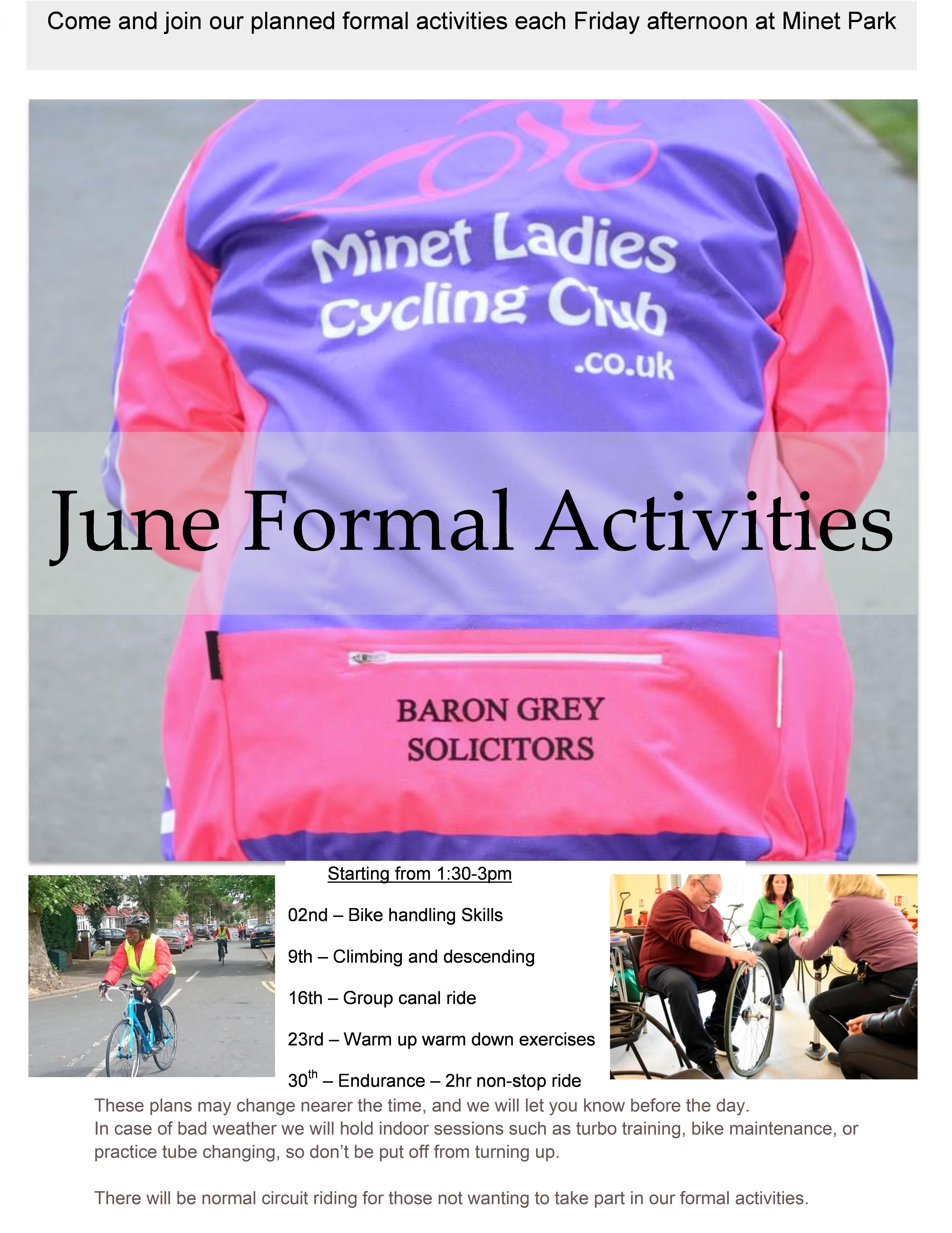 June Activities 17