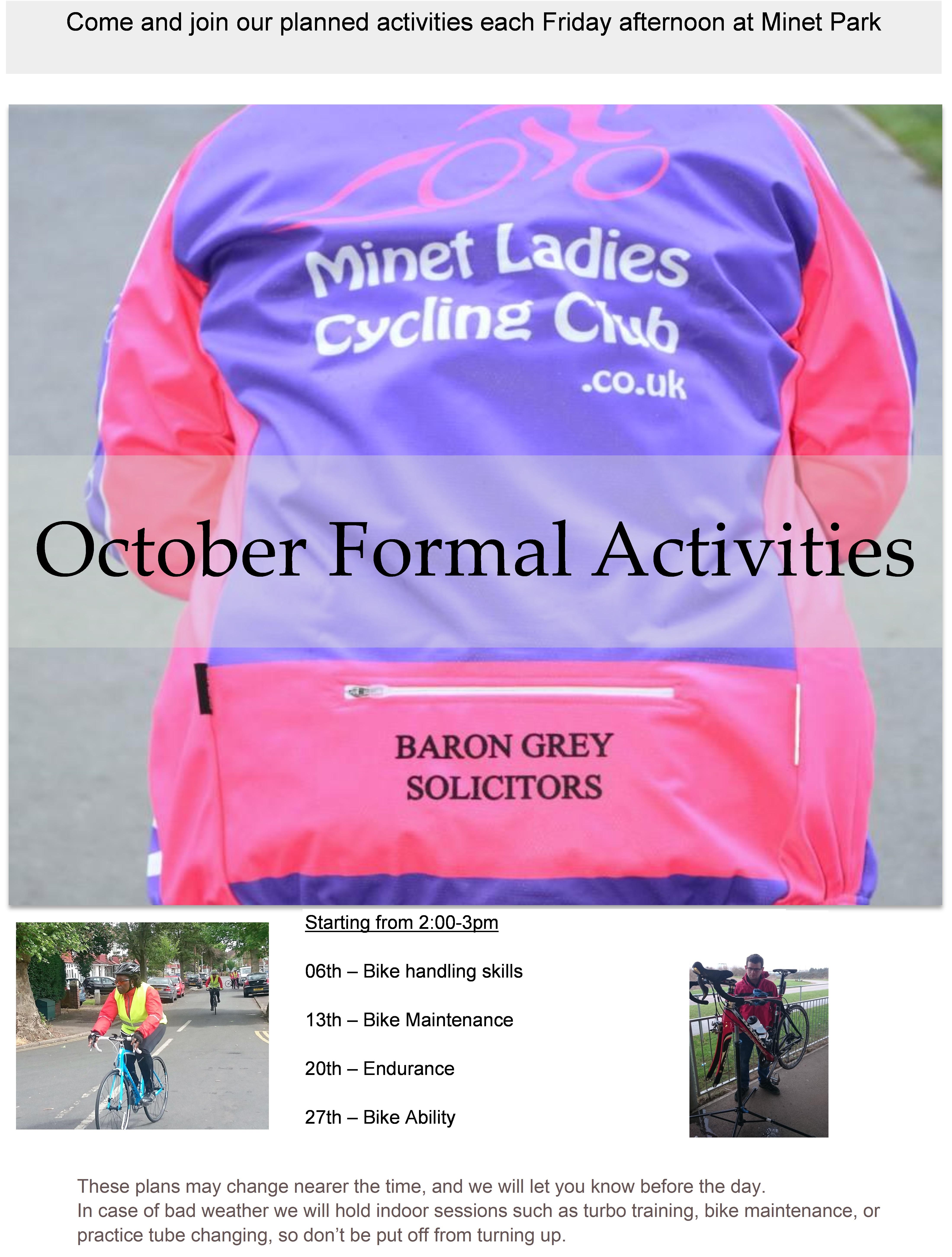 Oct Activities 17
