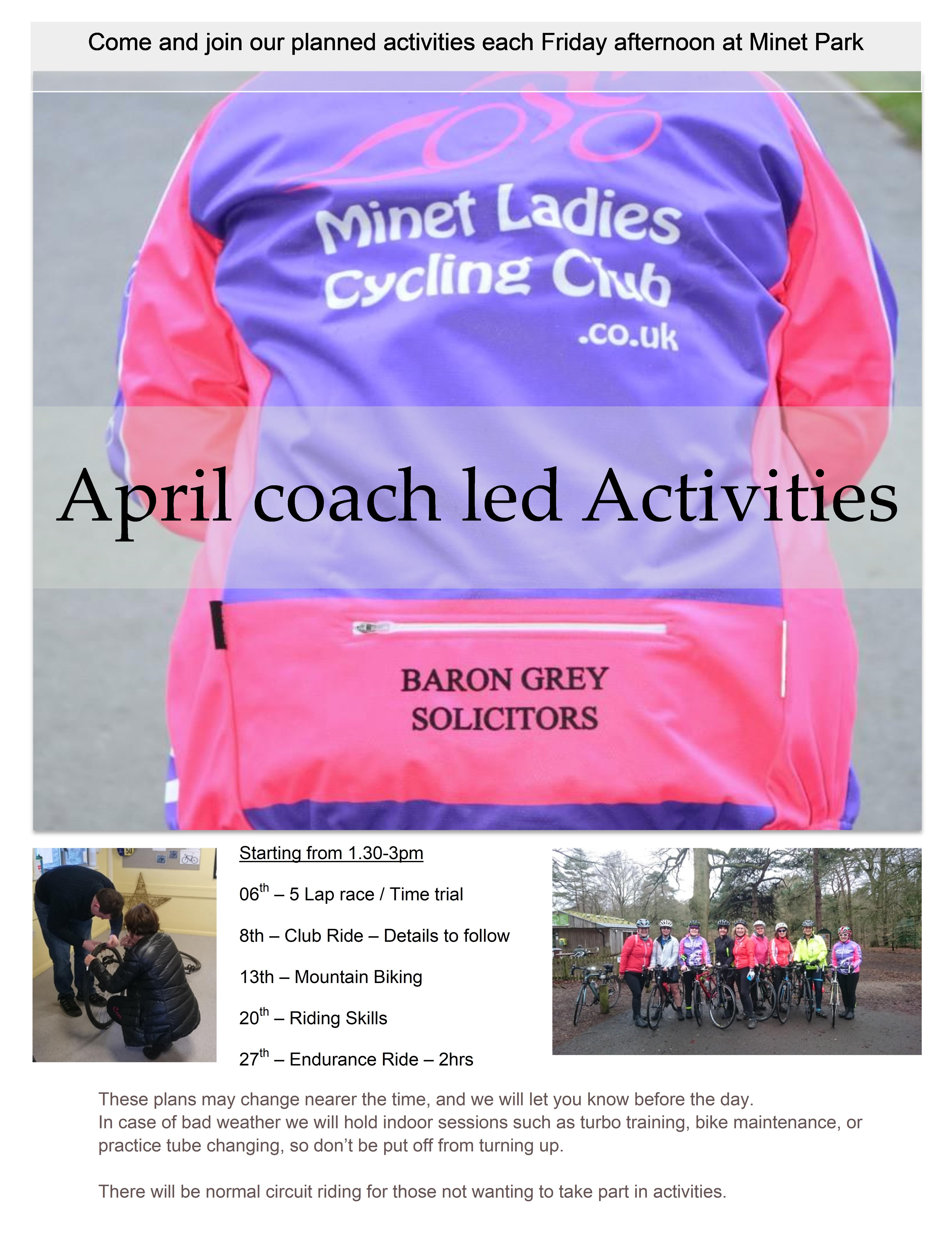 April Activities 18