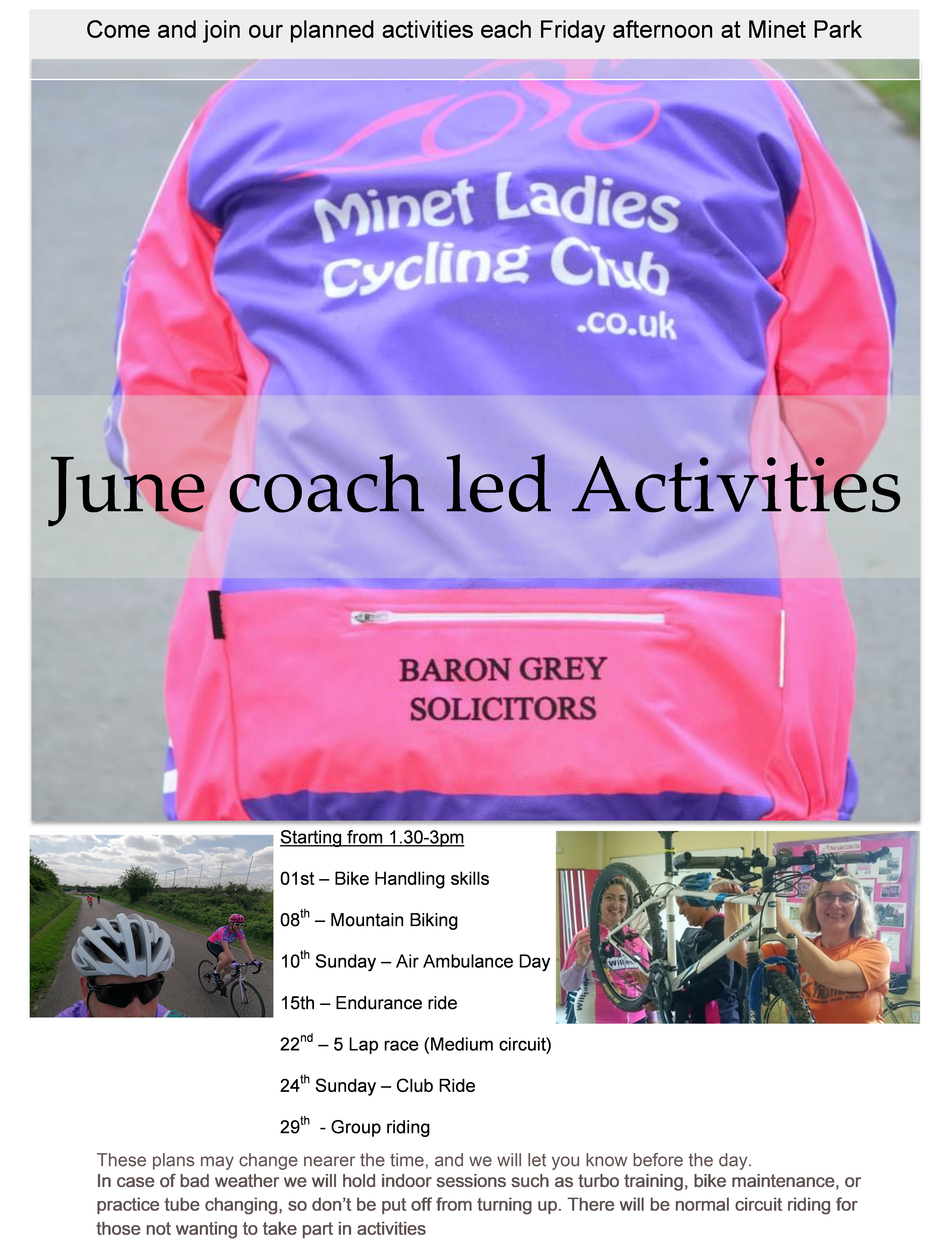 June Activities 18
