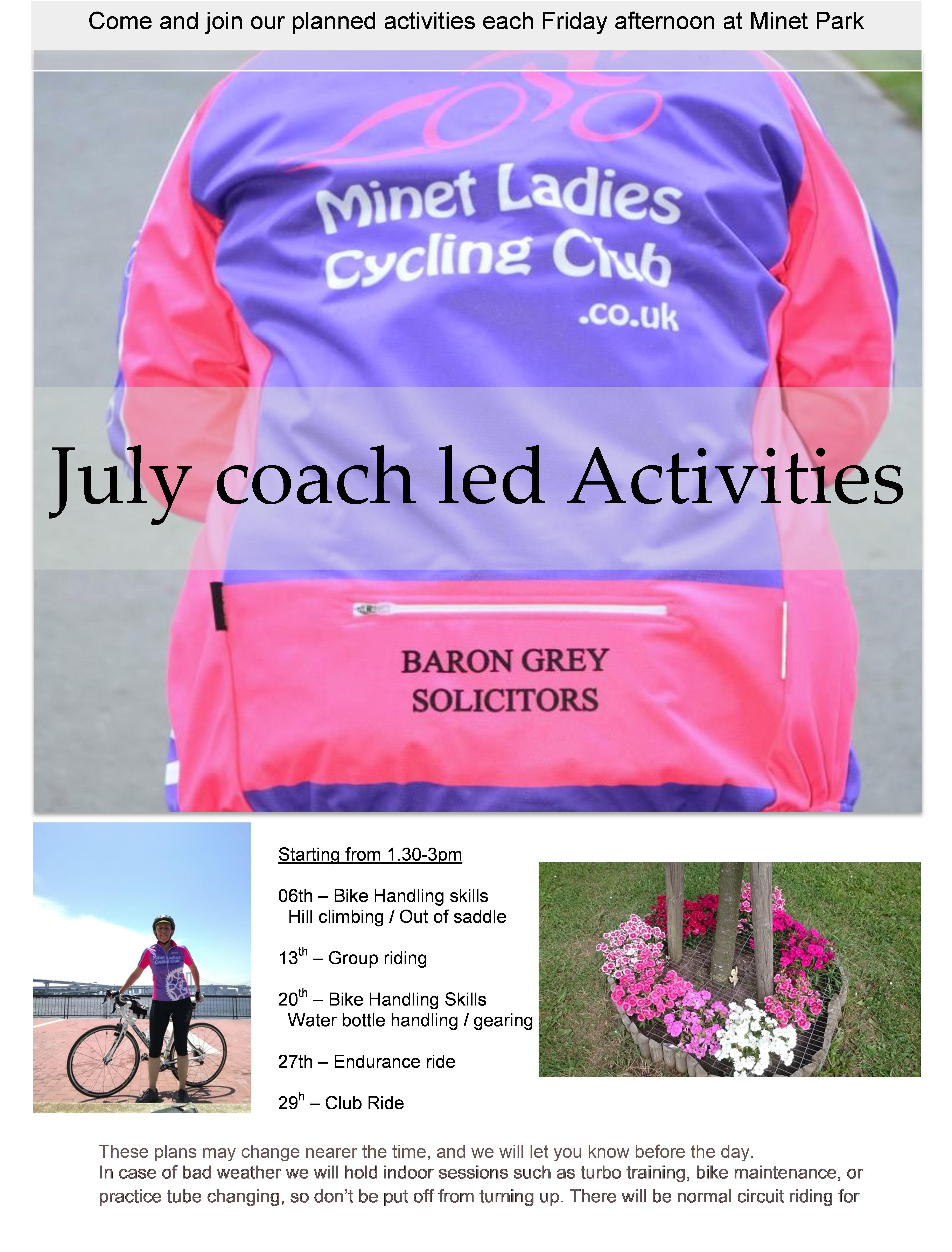 July Activities 18