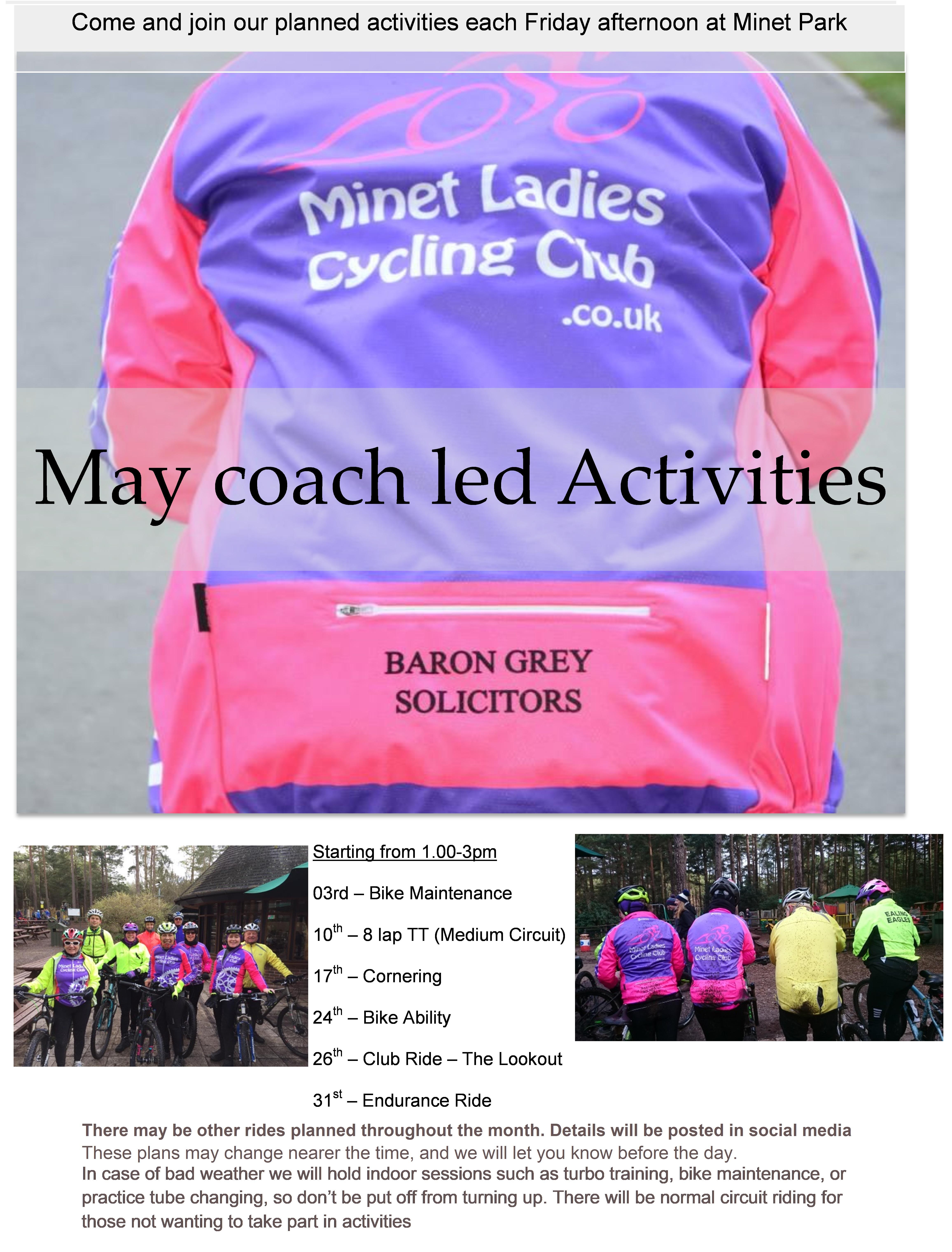 May Activities 19